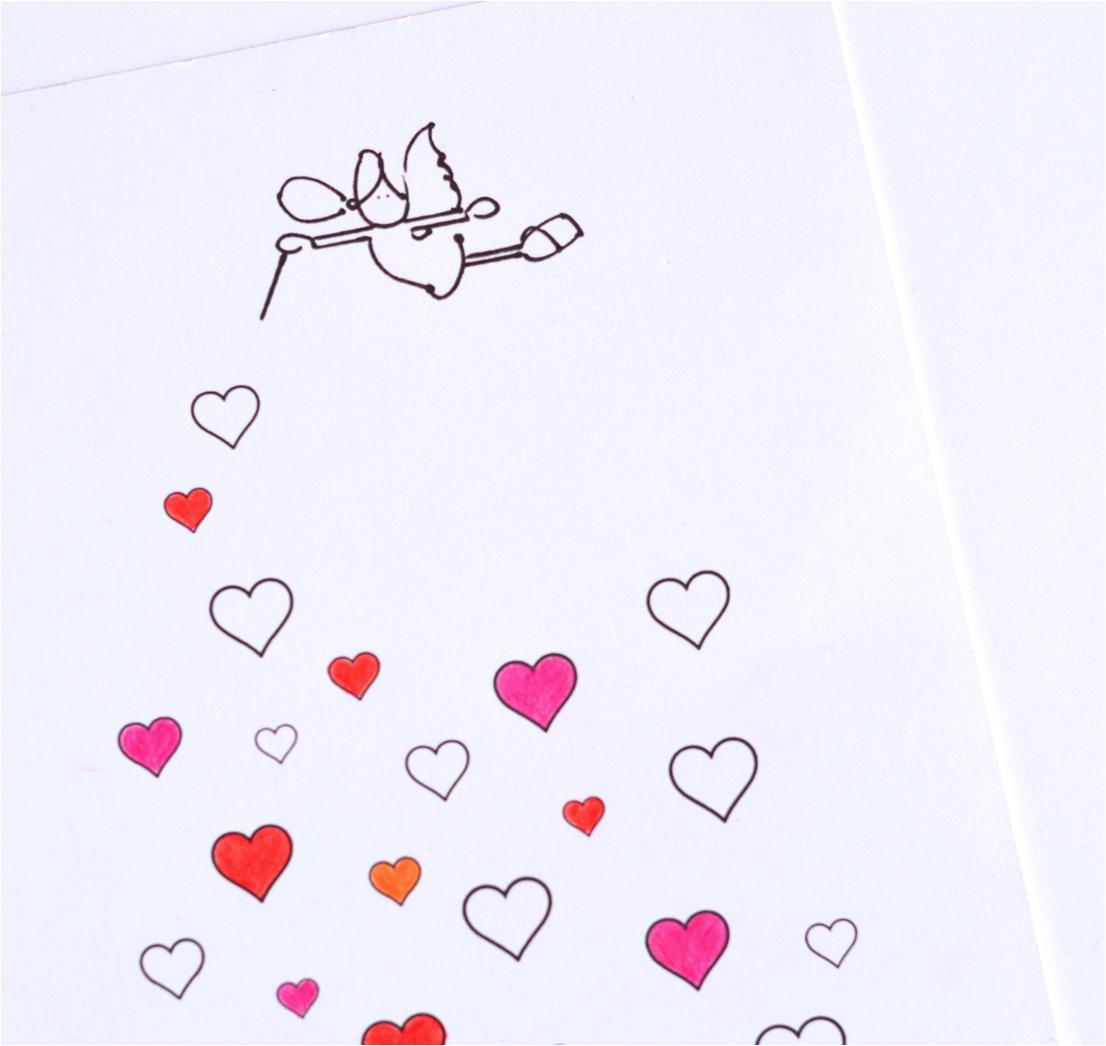free valentines card printable - ebabee