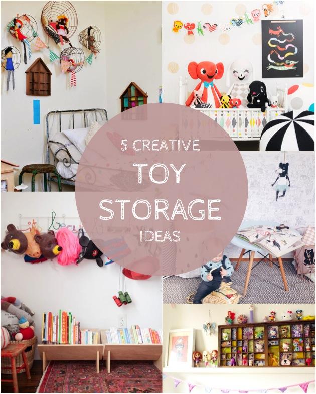 best toy storage solutions kids room