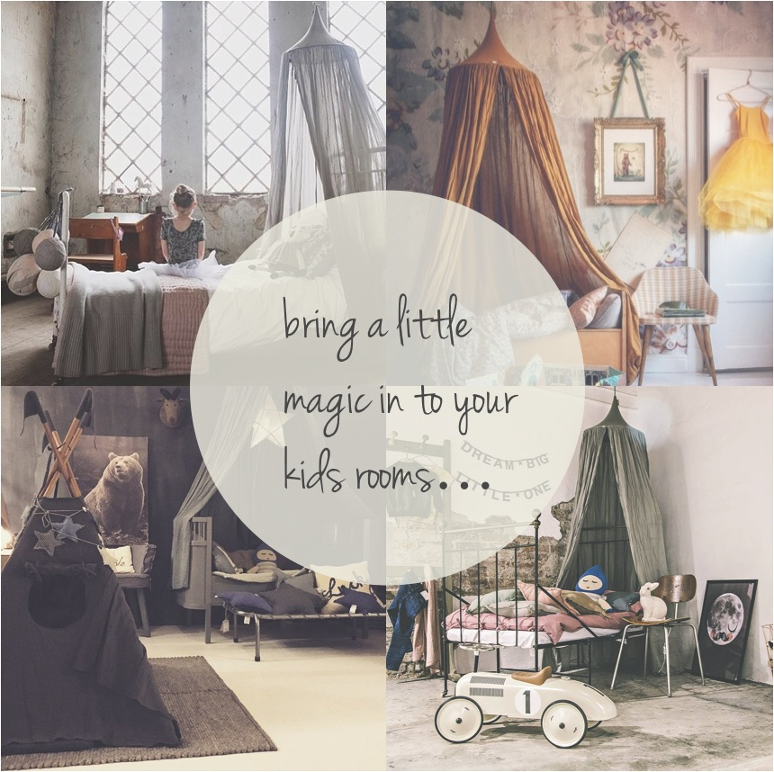 magical kids rooms