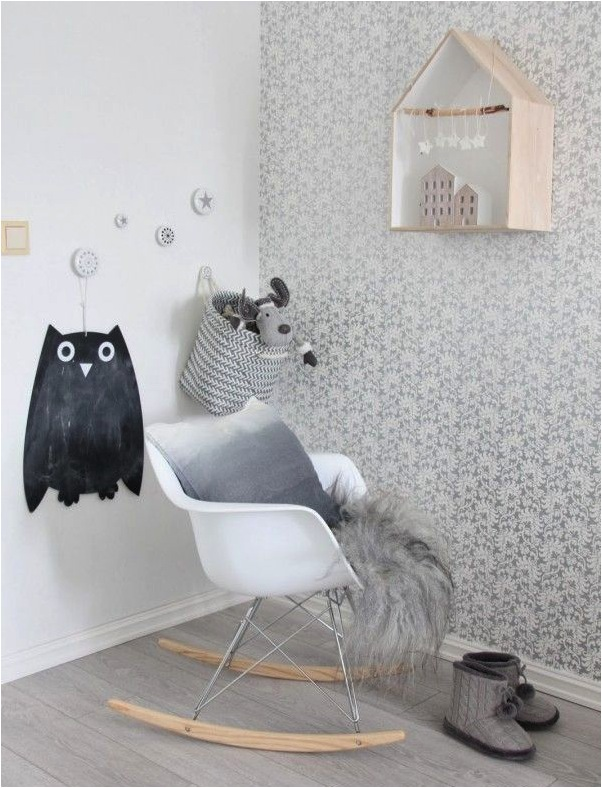 grey baby nursery ideas