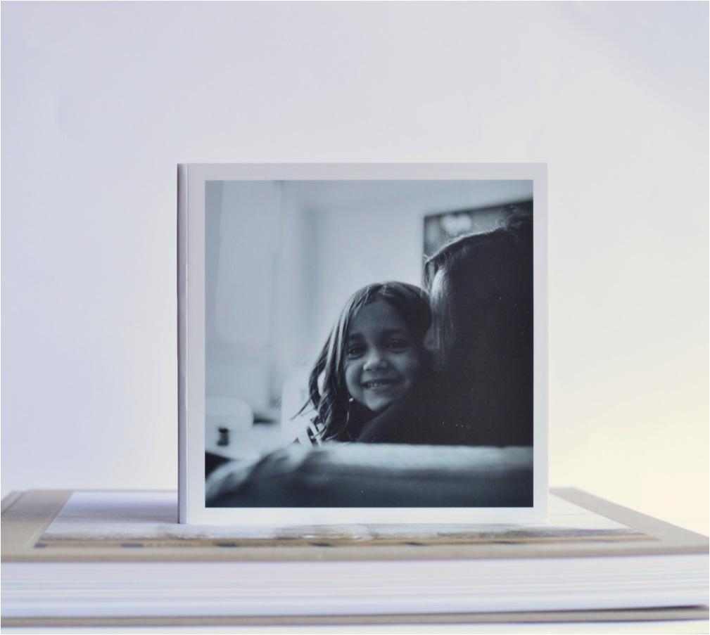 mini square photo book