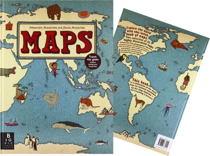 best atlas book for kids