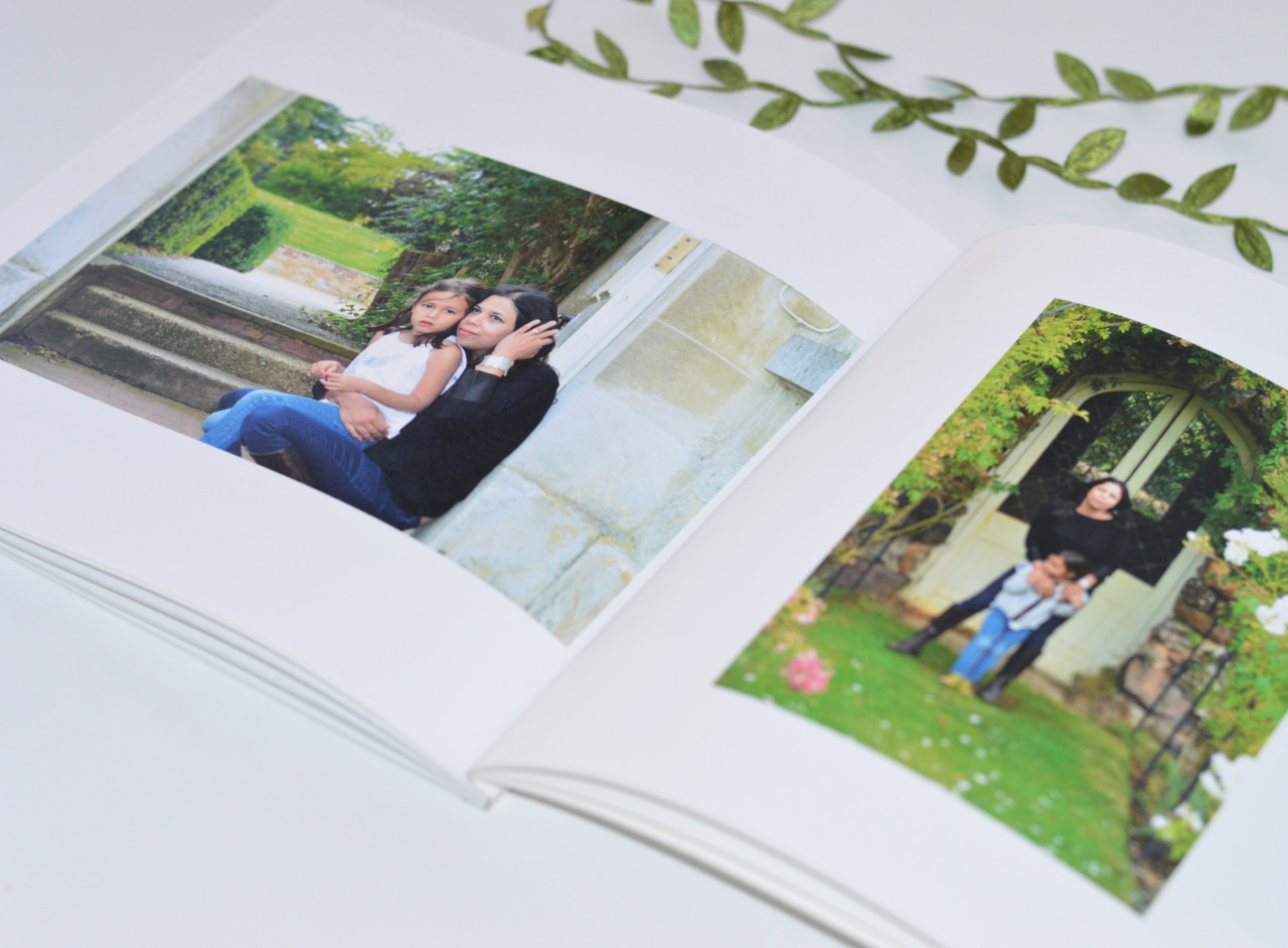 best photo book matte recycled paper