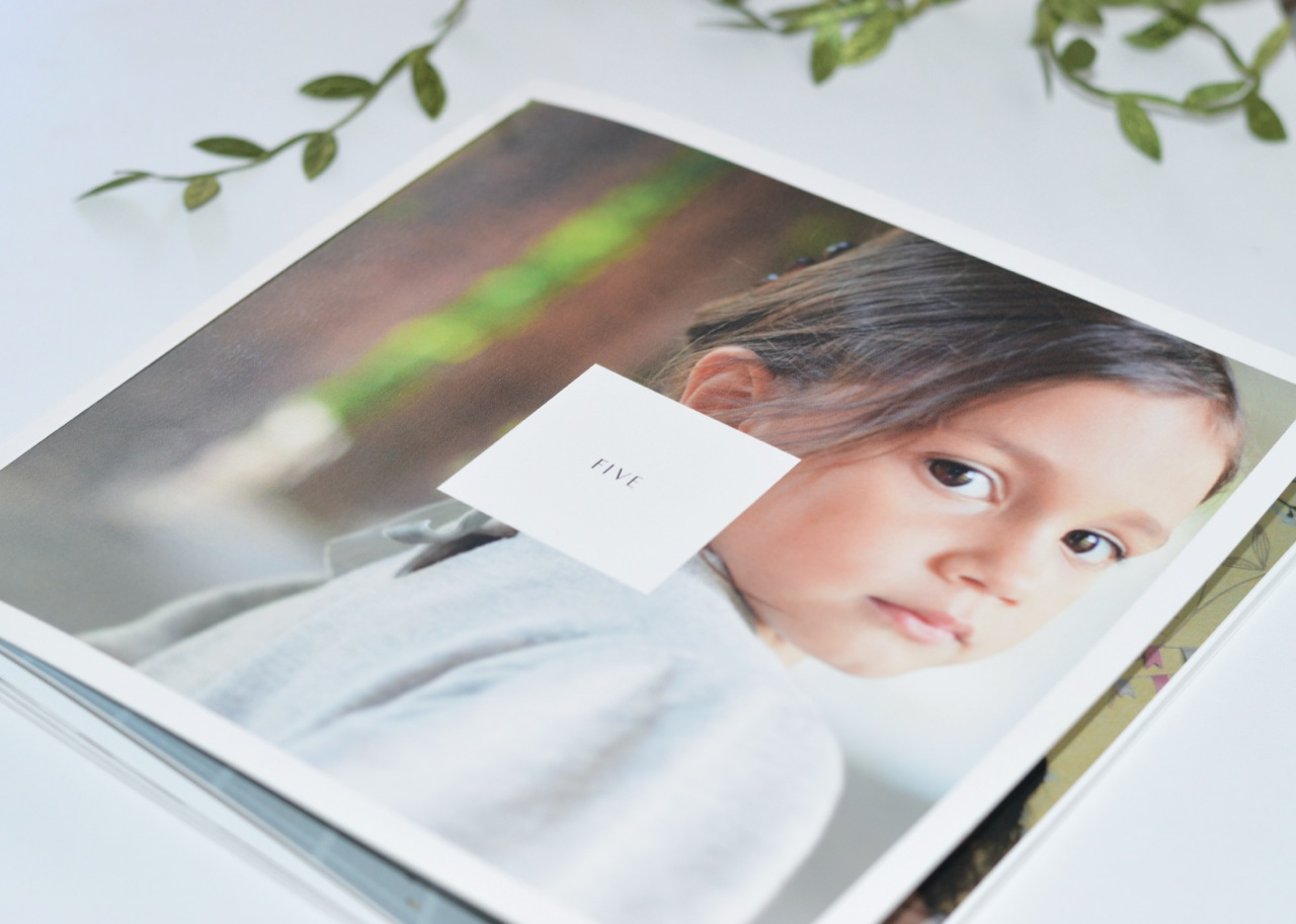 best square format matte photobook