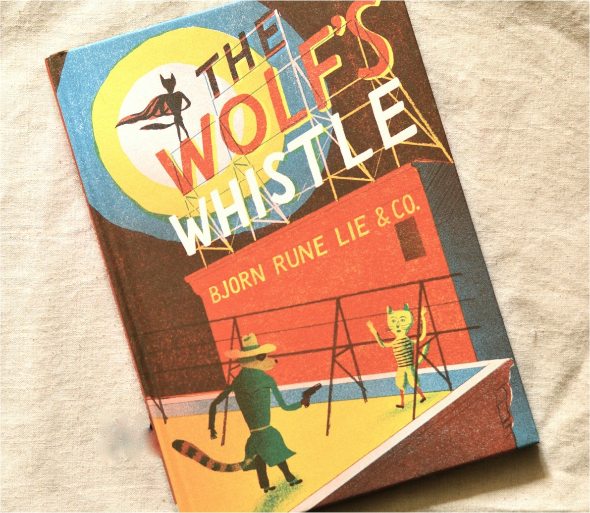 the wolfs whistle nobrow