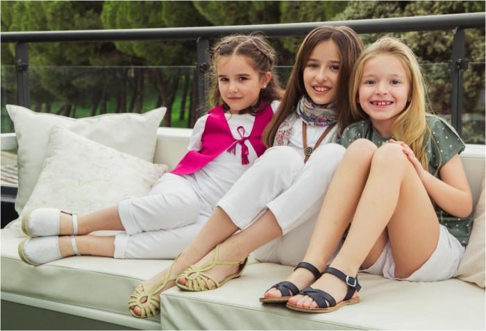girls summer sandals affordable