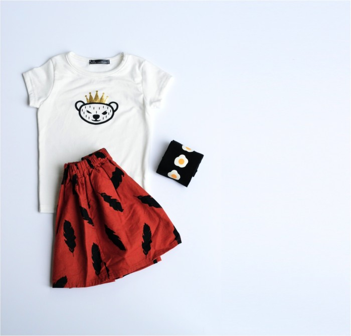 Korean fashion for kids UK
