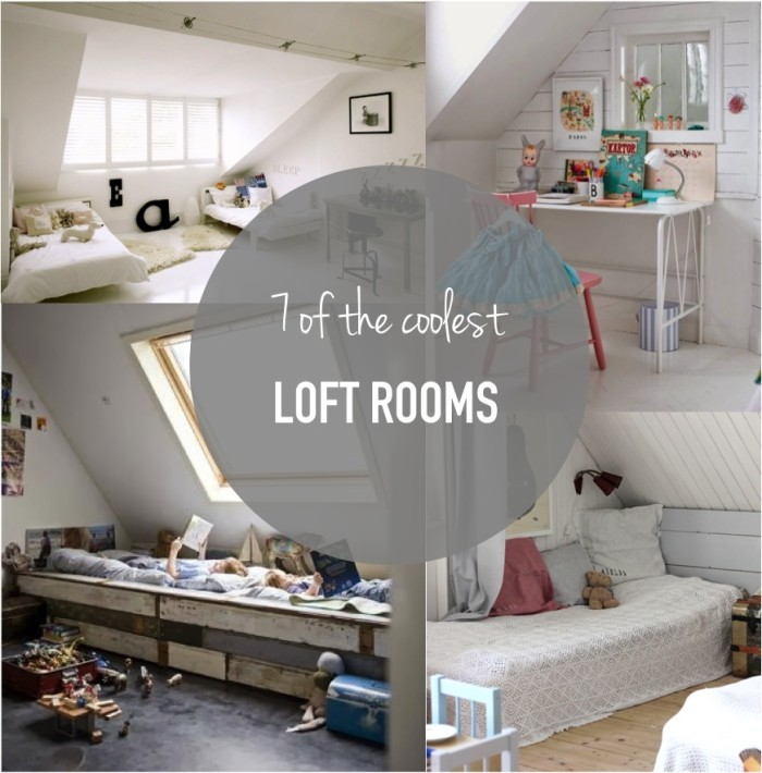 loft bedroom decorating ideas