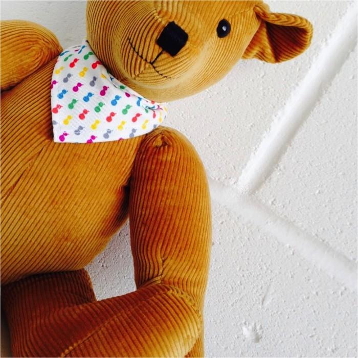 teddy bears made in England