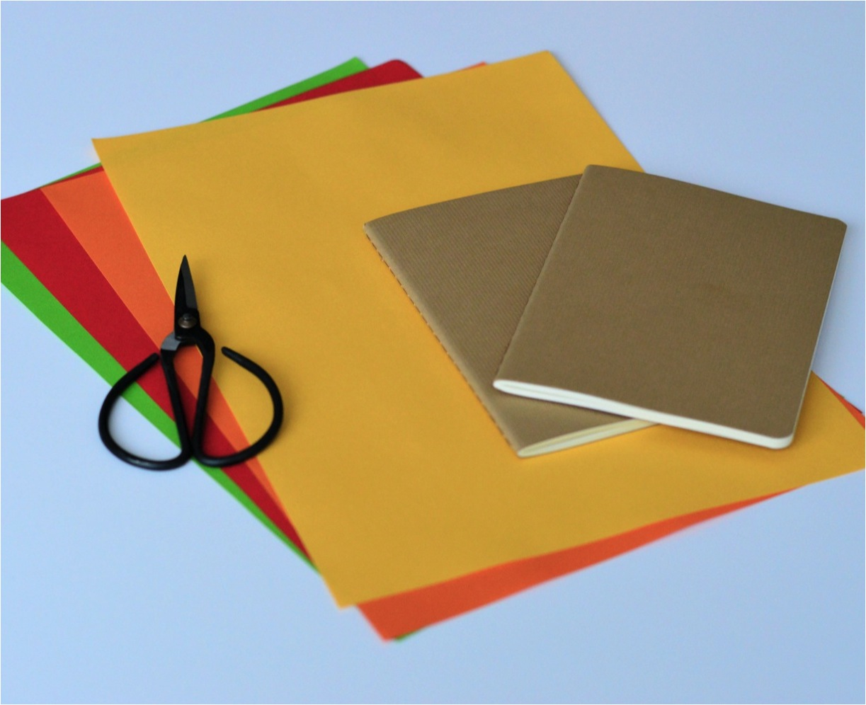 DIY diary journal for kids