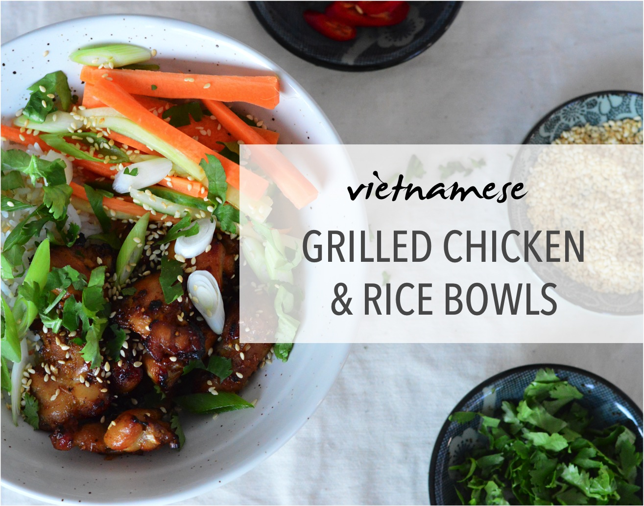 Vietnamese food recipes for kids