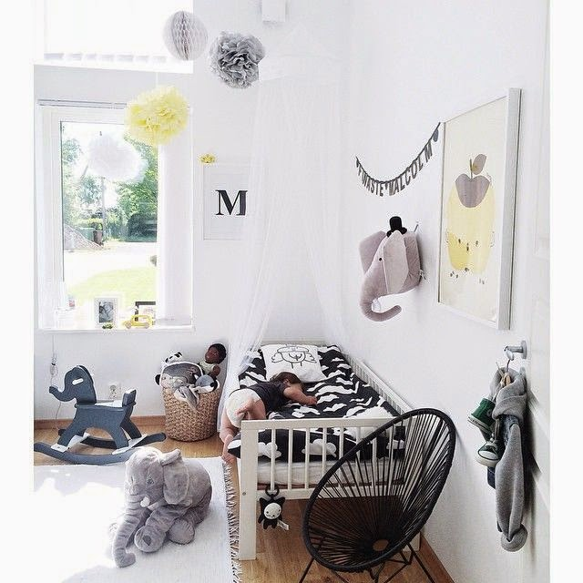 decorating boys rooms with yellow