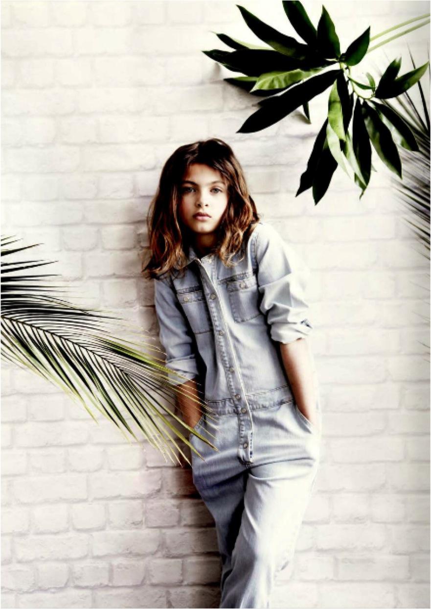 denim overalls for girls