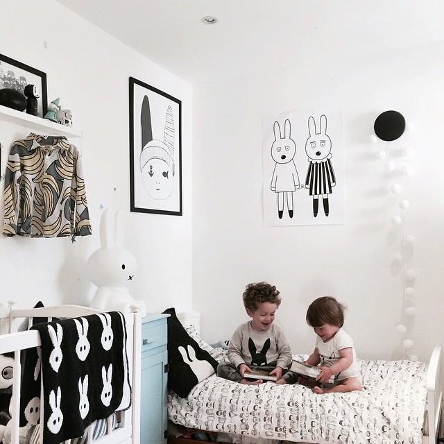 shared room brothers decor ideas
