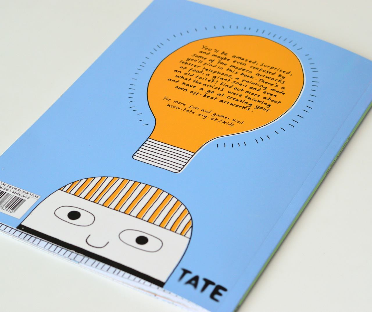 tate gallery books for kids