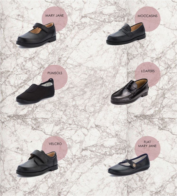 black school shoes for kids online