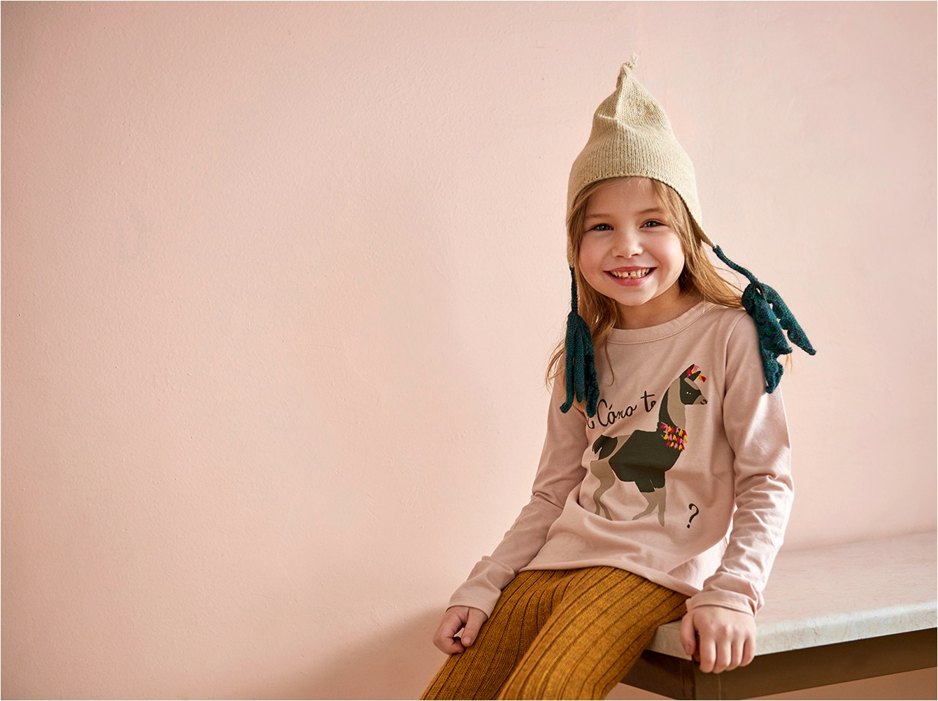 cutest knit hats for kids