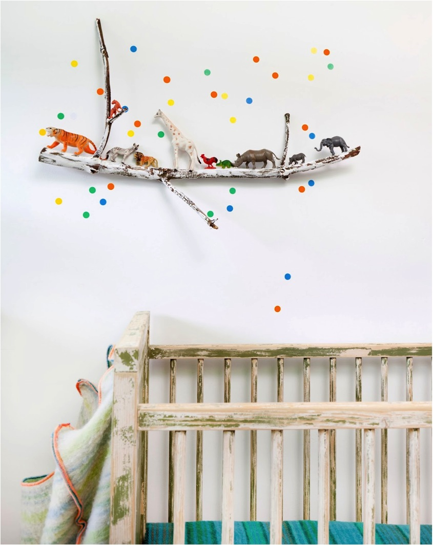 decorating with polka dots ideas