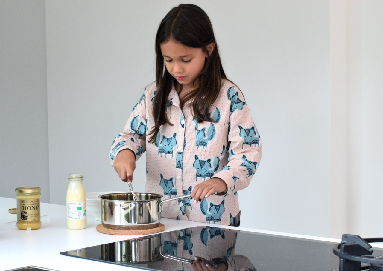 how to involve kids in everyday cooking
