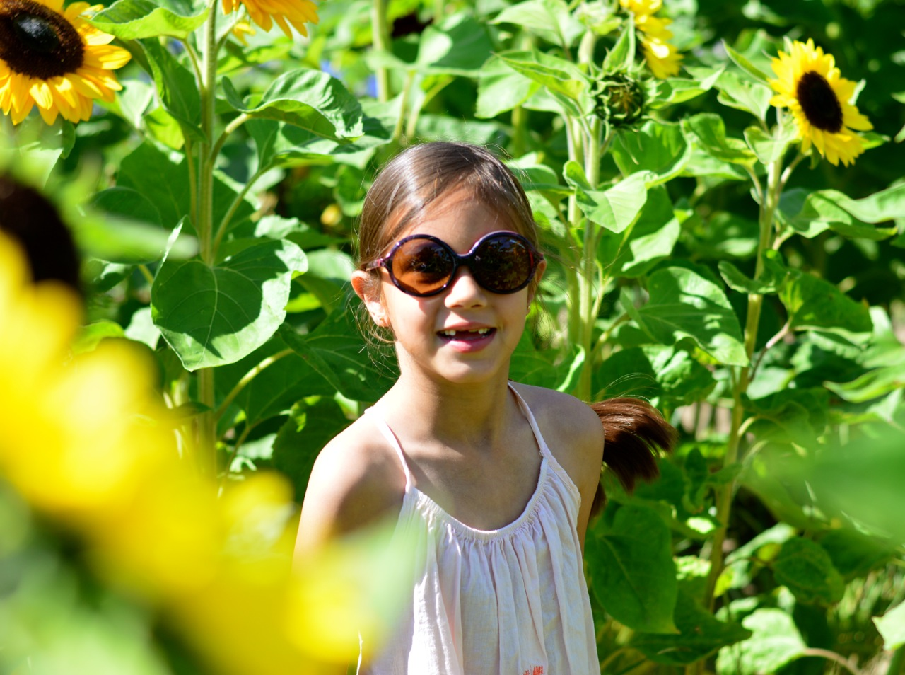 kids sunglasses with UV protection