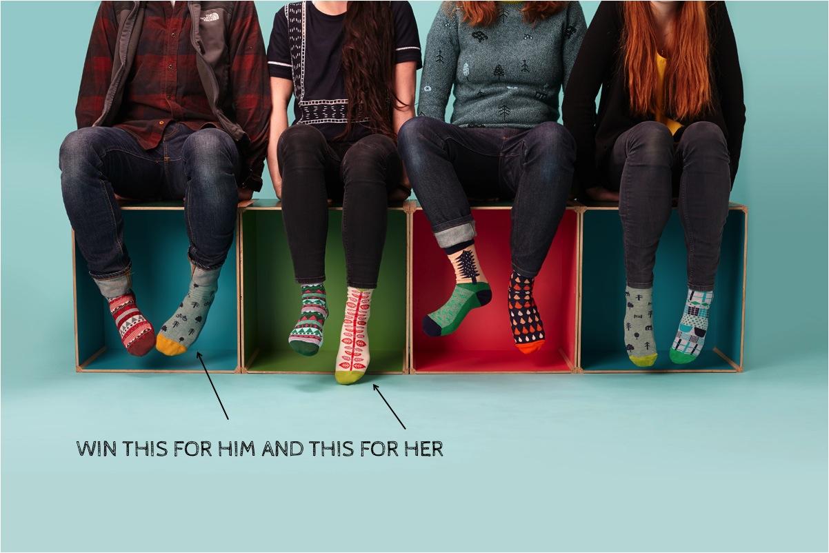 donna wilson socks