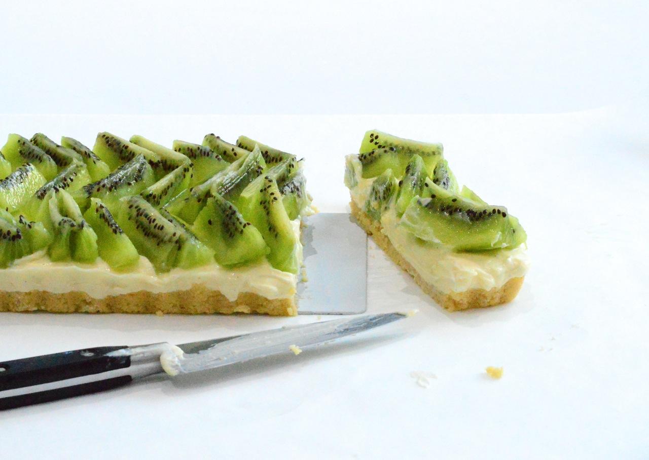 no bake fruit tart recipe