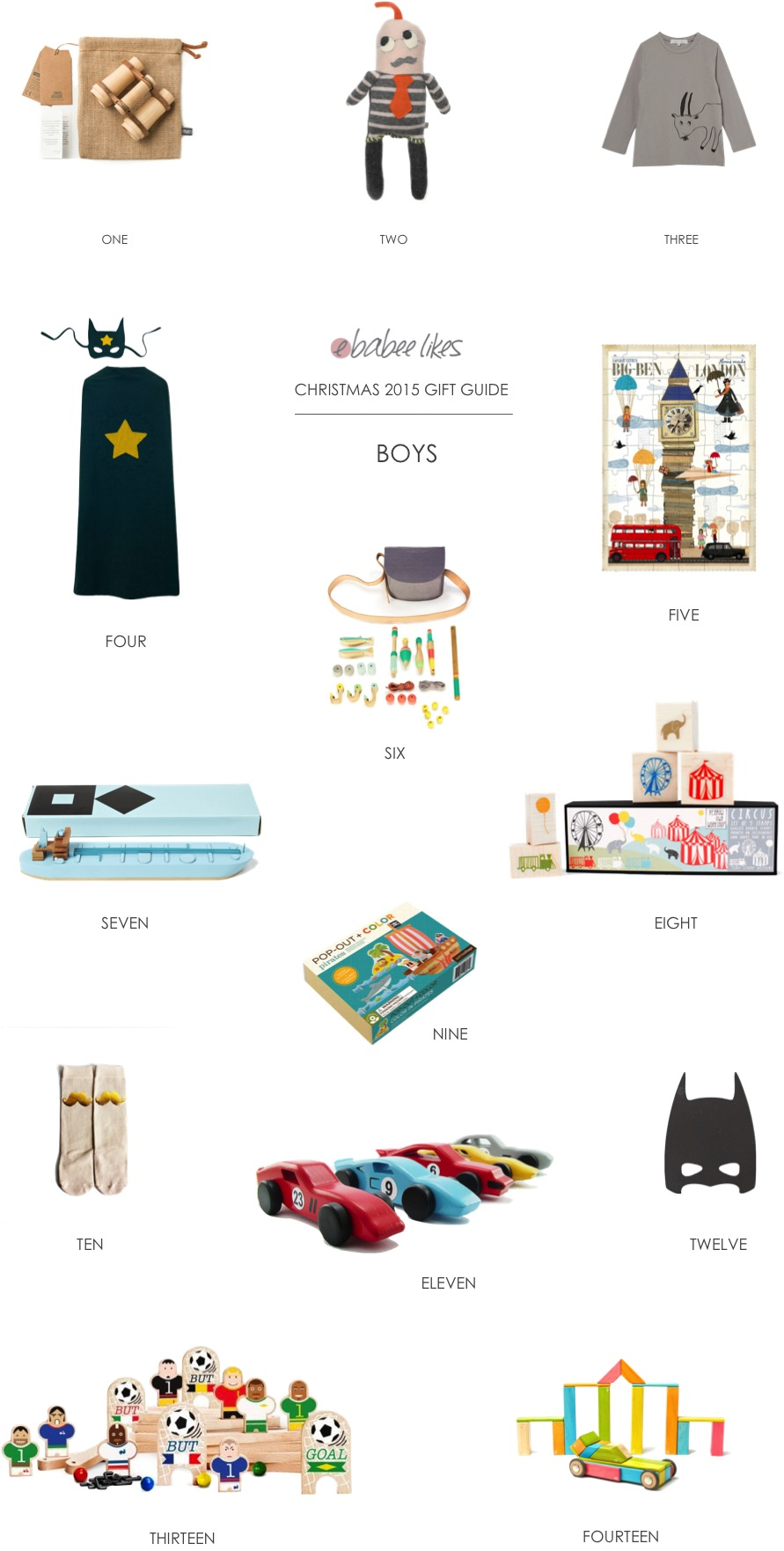 Christmas gift ideas for 5 year old boys