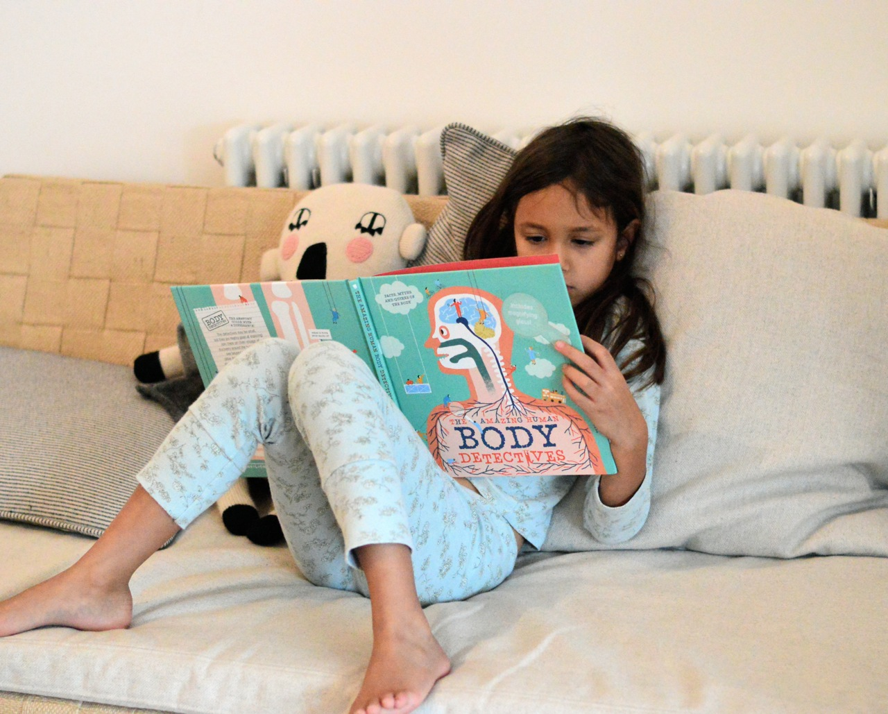 human body books for 5 year olds