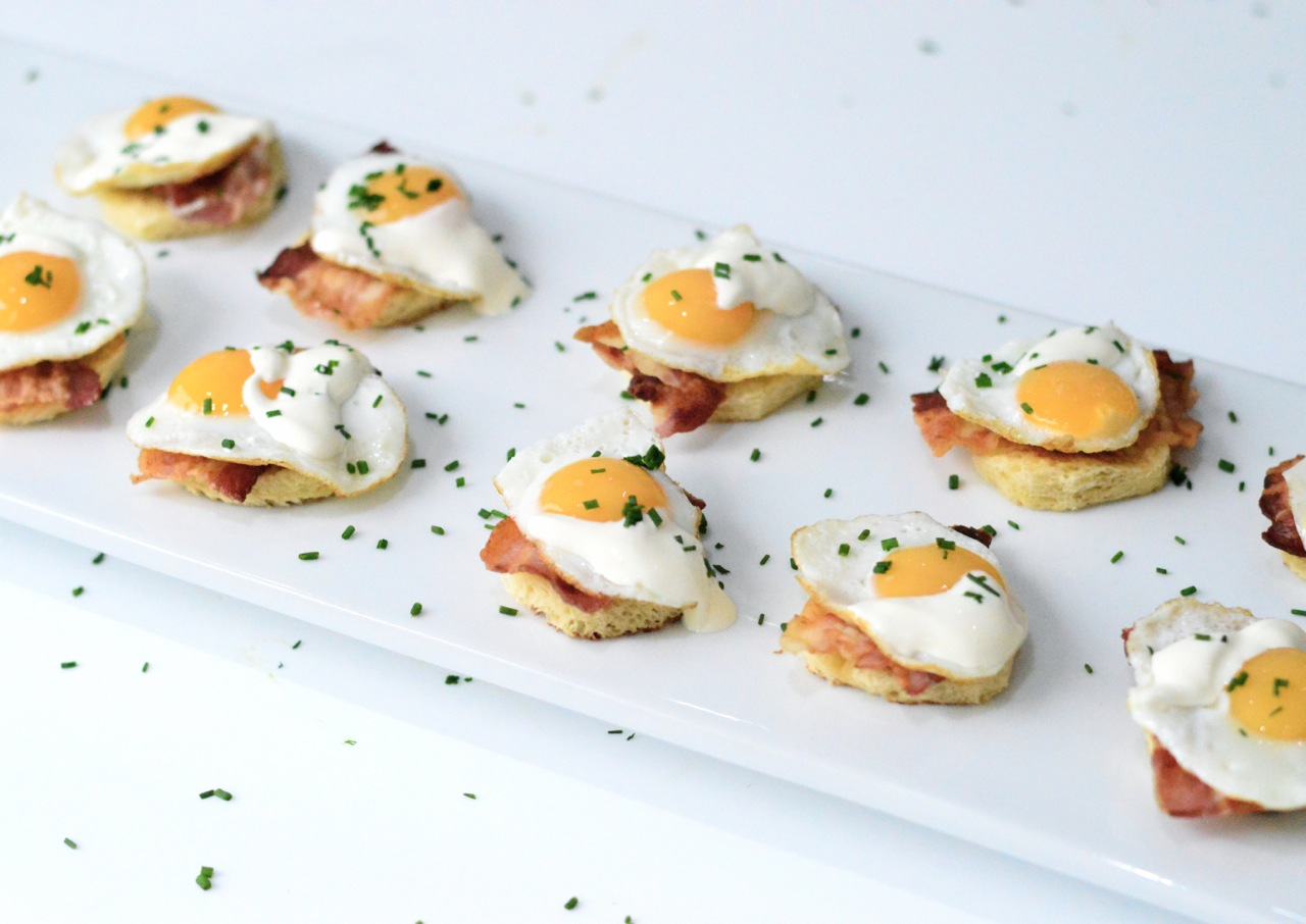 party food ideas mini eggs