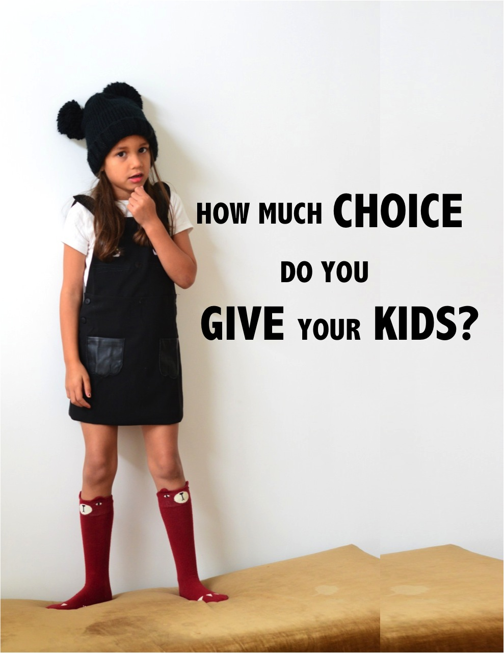 giving your child choices