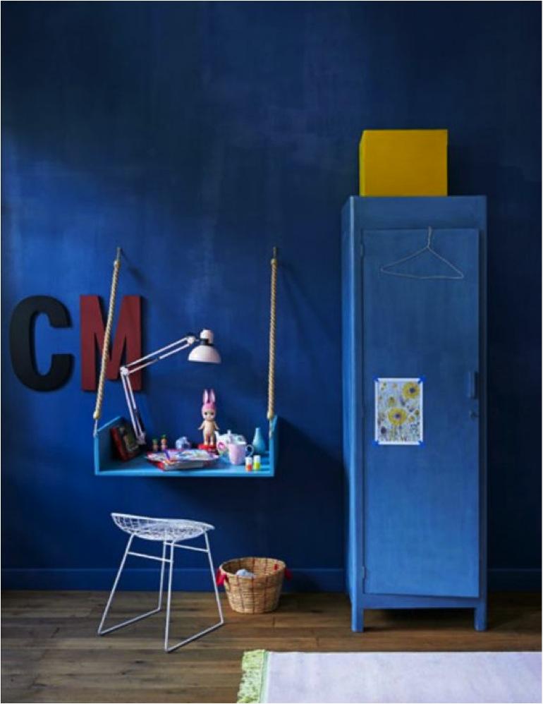 kids room paint ideas blue