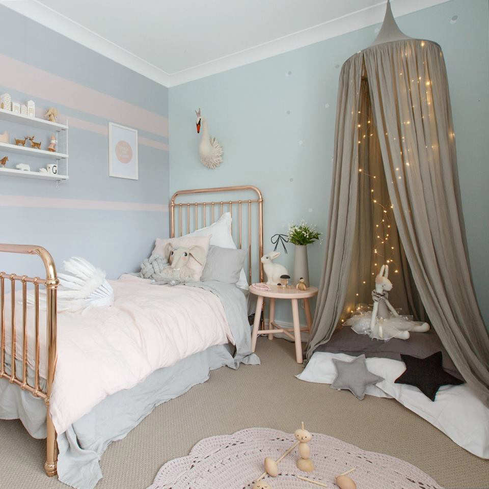 fairy lights for kids bedroom