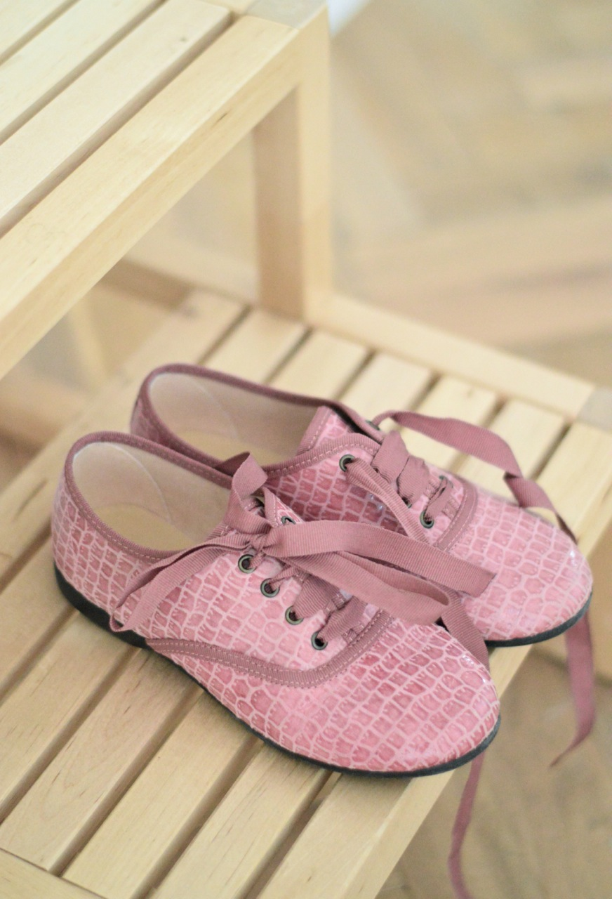 kids party shoes pink affordable