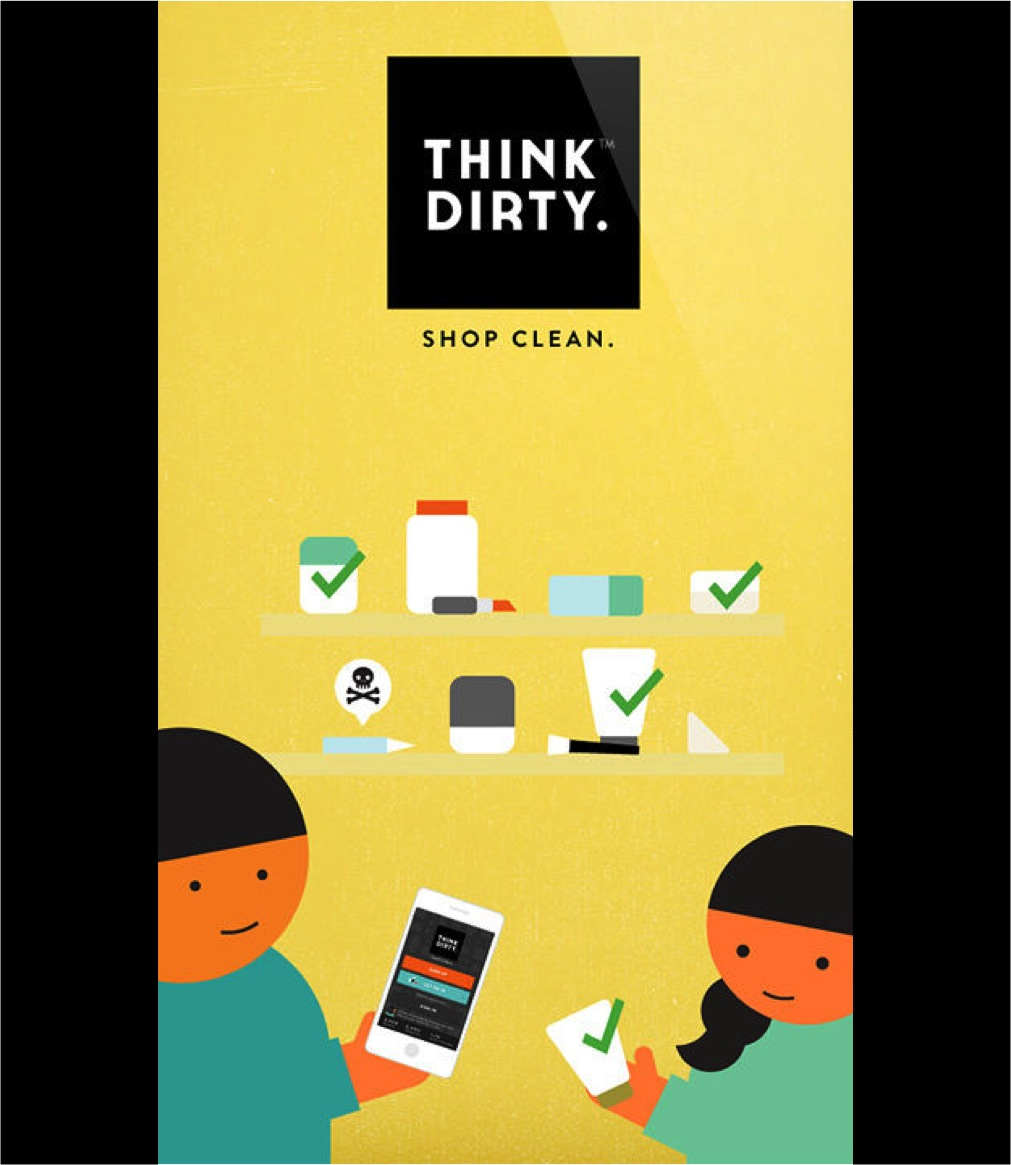think dirty app