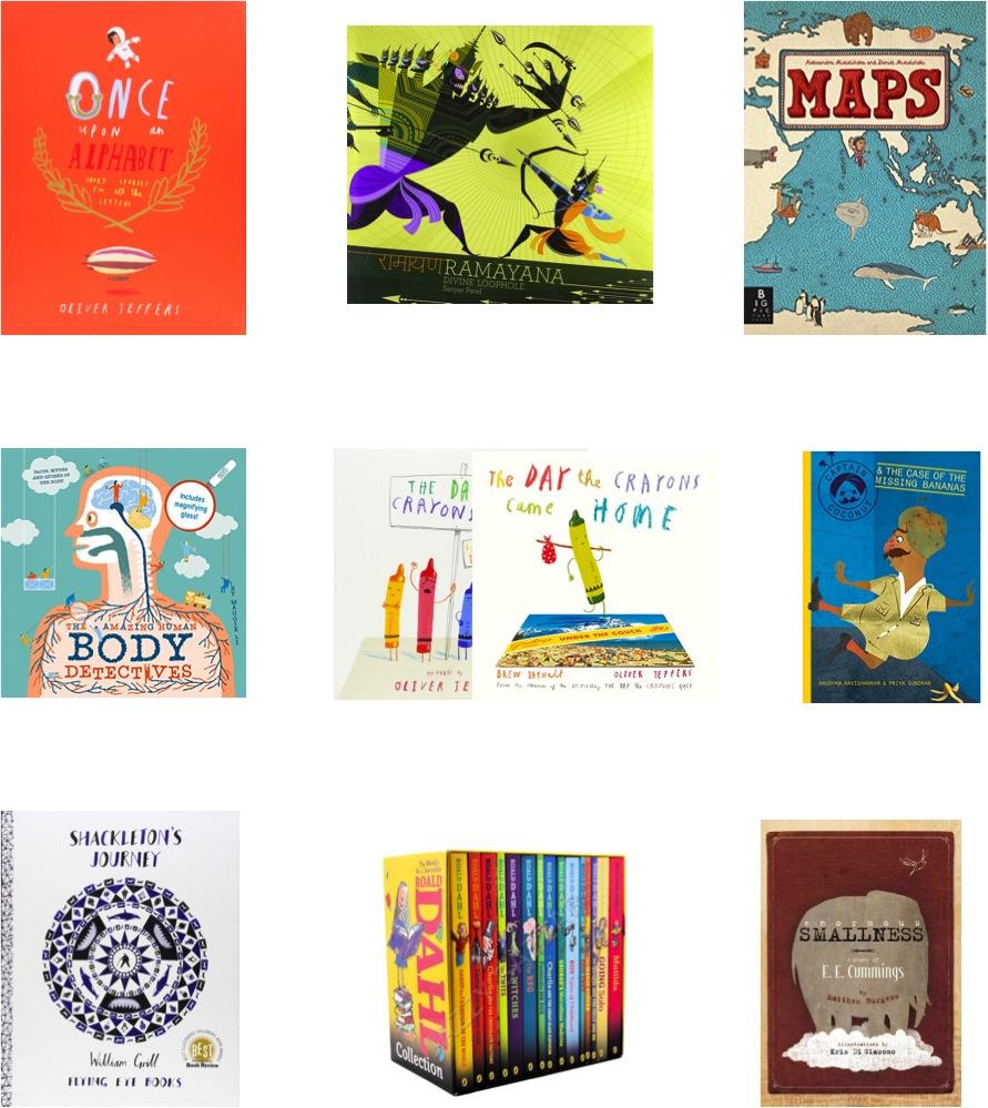 9 must have children's books