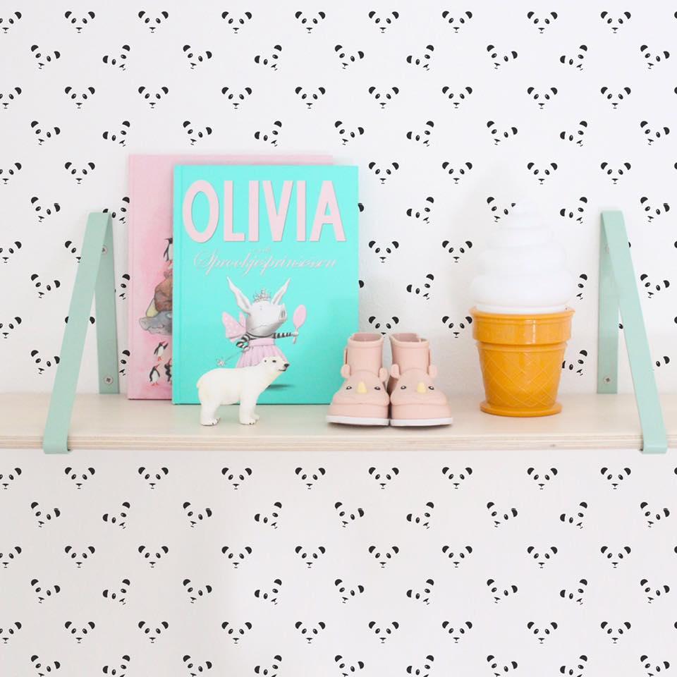 best wallpaper for baby nursery